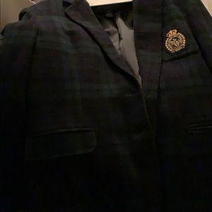 Sports jackets by Ralph Lauren size 8's